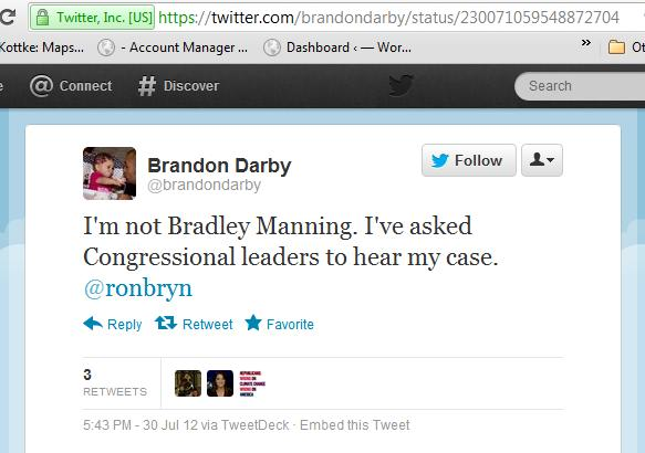 How Brandon Darby And Friends Got Pwned For Smearing #StopRush
