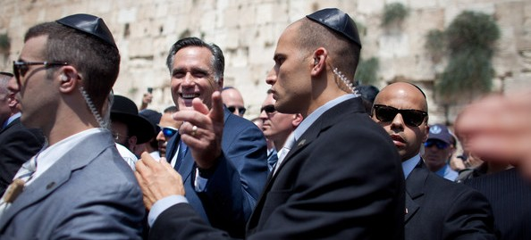 Morning Awful: Romney's Israeli Kulturkampf