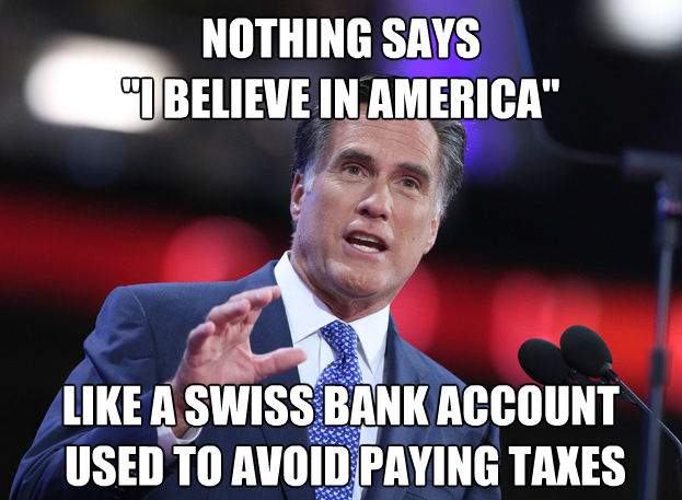 New Rule: If Obama Has to Show His Birth Certificate, Then Romney Has to Show His Tax Returns