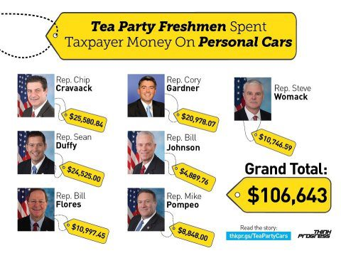 Morning Awful: Tea Party Cars