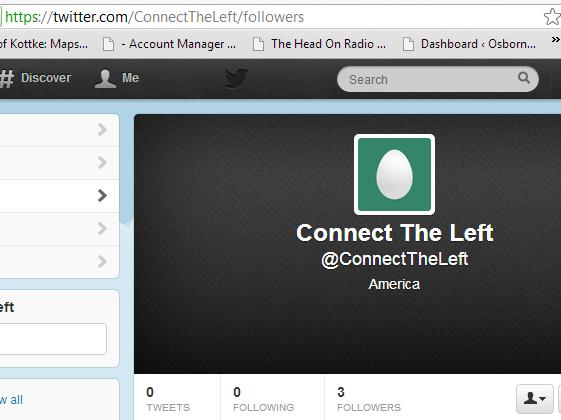 connecttheleftegg