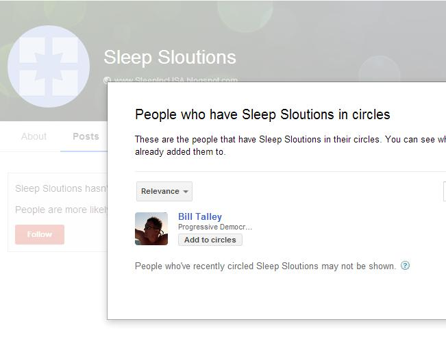 sleepsolutions