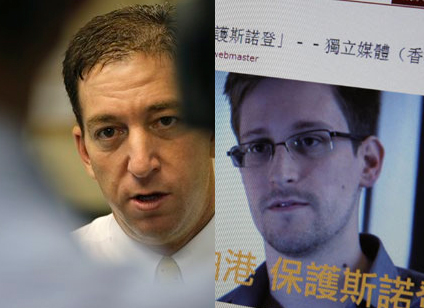 Snowden Flakes: Russian And Chinese Spies Are Smarter Than Glenn Greenwald
