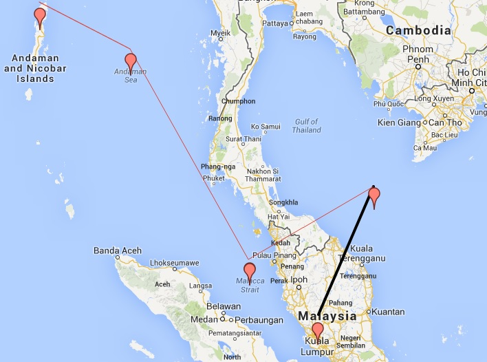 mh370-presumed-diverted-flight-path
