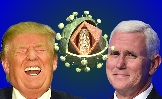 trumppencehiv